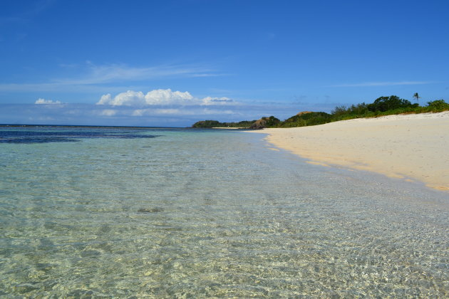 Strand op Mana Island
