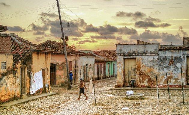 Schemer in Trinidad