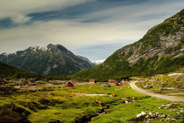 Magnifiek Noorwegen