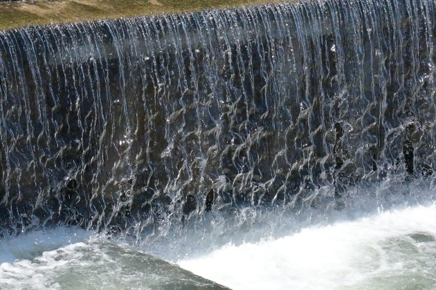 Waterval Loisach River