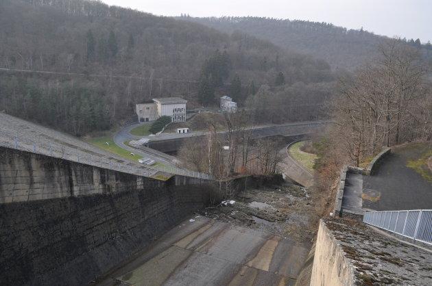De Gileppestuwdam