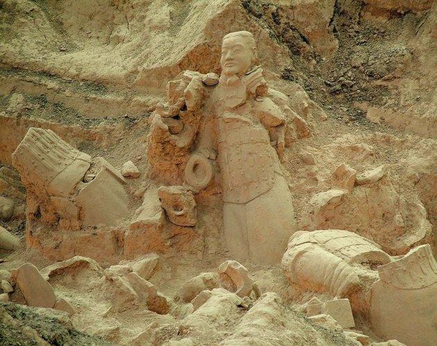 Het leger van Xian