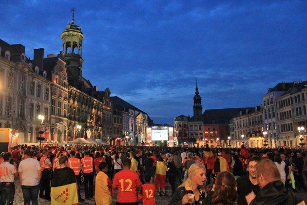WK Belgen klaar