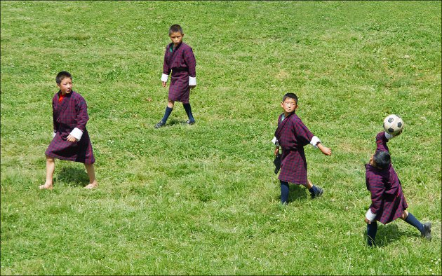 Sporten in Bhutan
