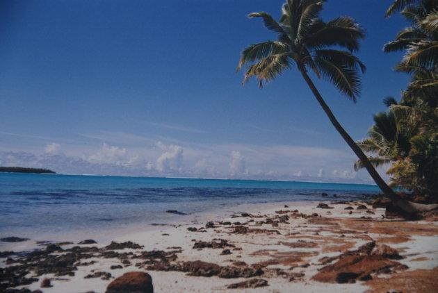 strand te Rarotonga