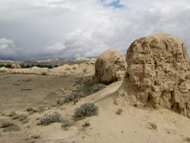 ruïnes van Koshoi Korgon