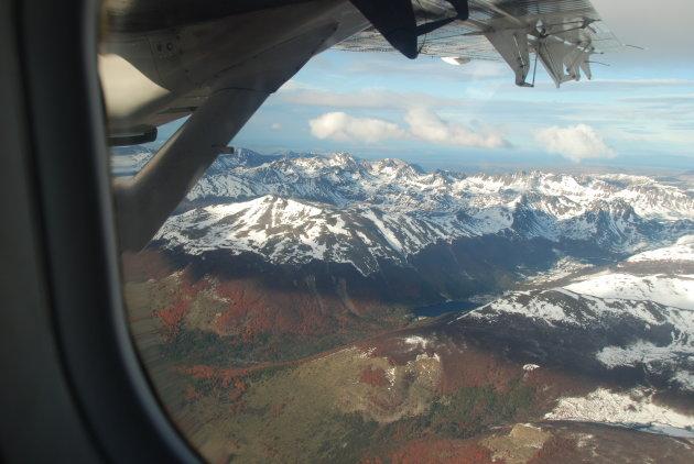 Chili vanuit de lucht