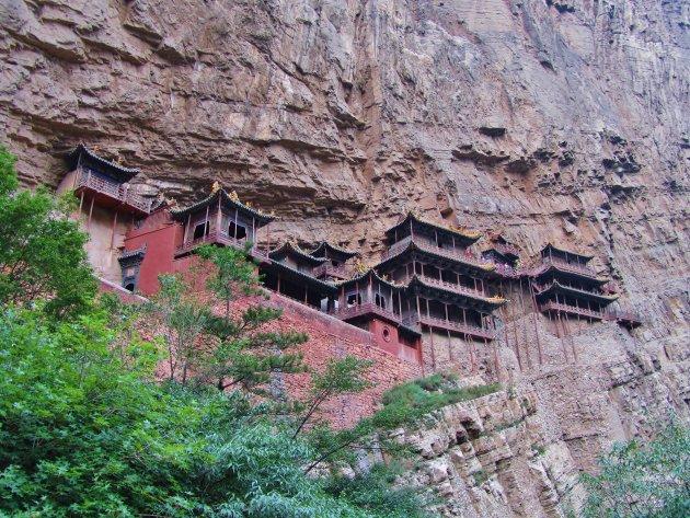 hangende tempel