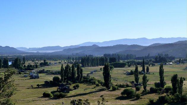 platteland.