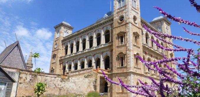 Rova, paleis van de koningin