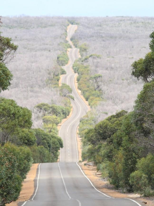 It's a long road....