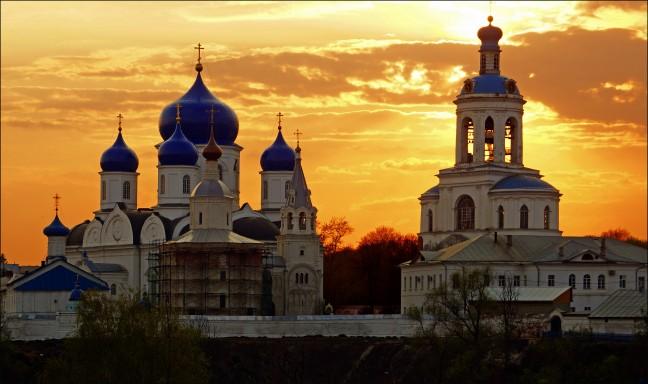Kloosters en kerken in Vladimir