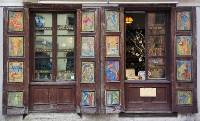 Kleurijke pub