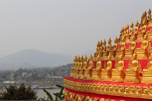 Boeddha taart met uitzicht