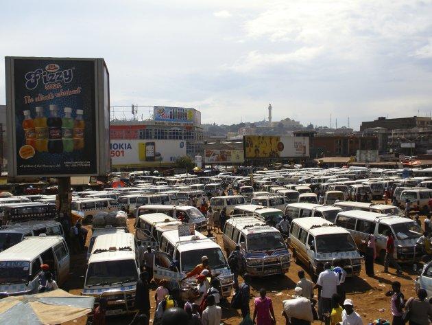 Taxi park