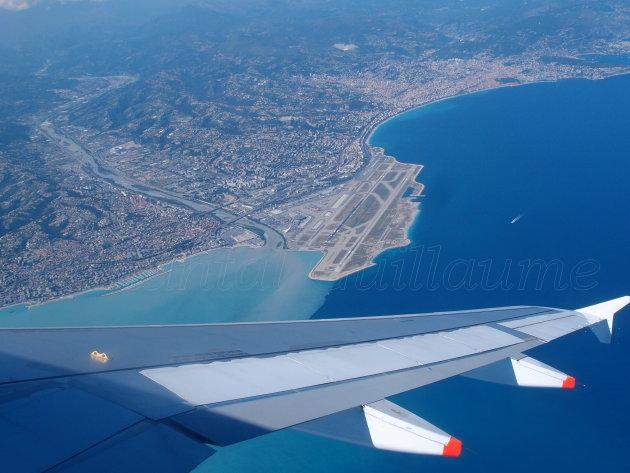 Zicht op Nice