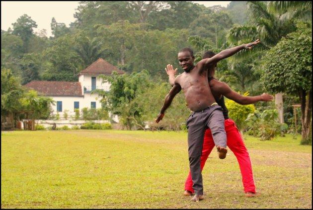 dansen op cacao geschiedenis