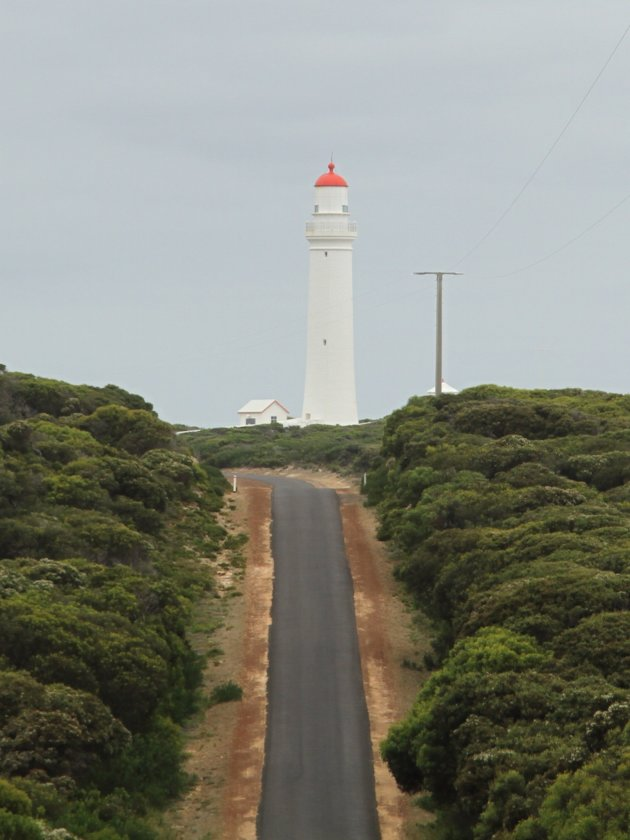 Vuurtoren Great Ocean Road