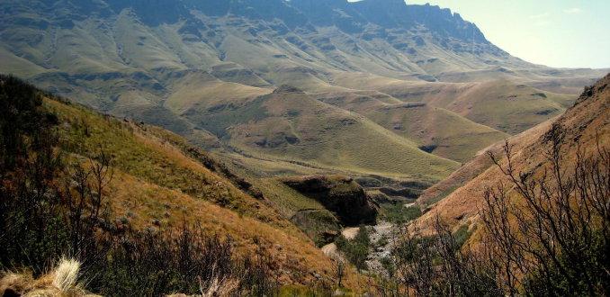 Drakensbergen