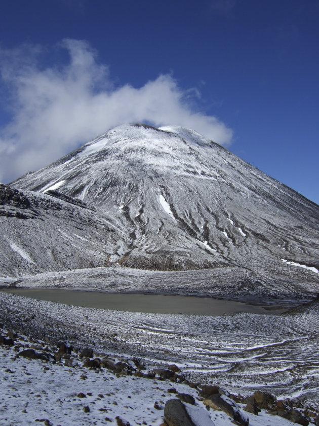 Kratermeer Tongariro