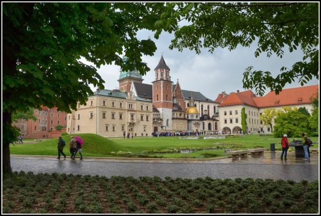 Wawel, Krakau