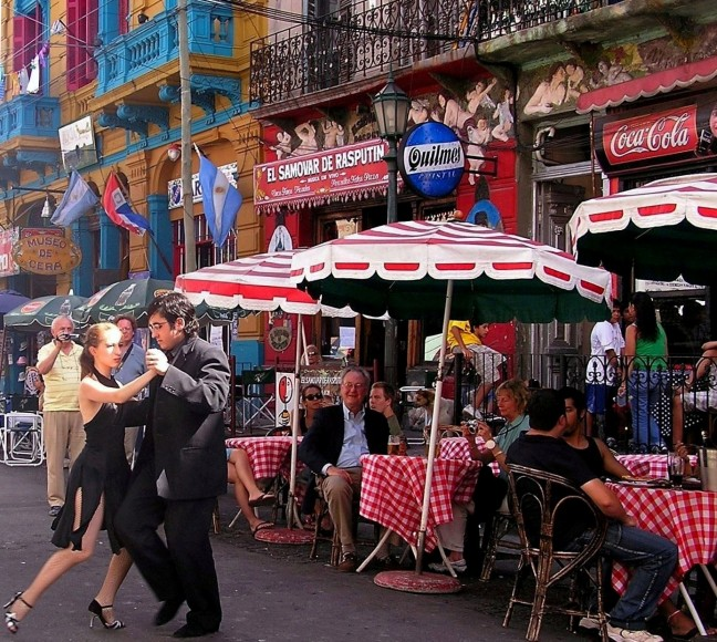 Buenos Aires: It takes two to tango