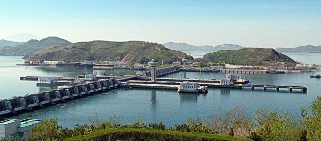 Nampho Dam