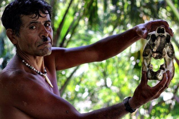 Bewoner Amazone