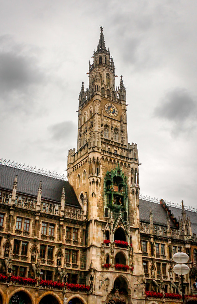 'Neues Rathaus'