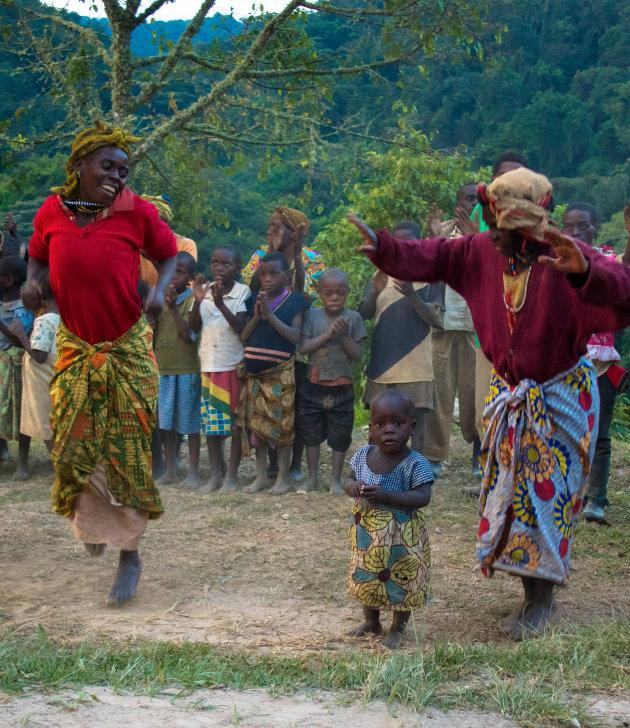 Dancing Mom