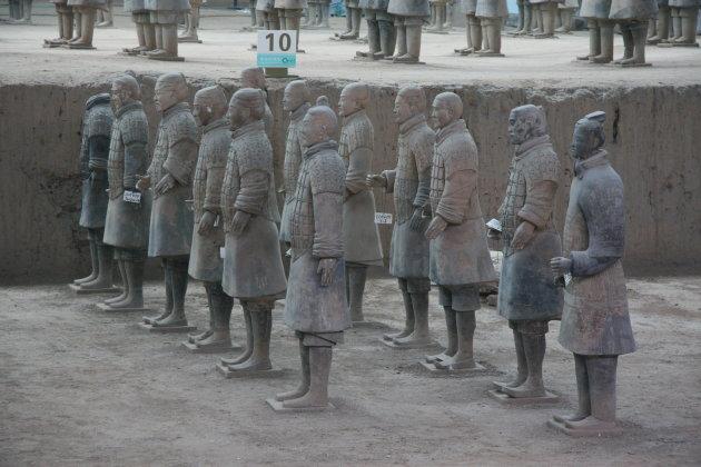 Terracotta leger, Xián