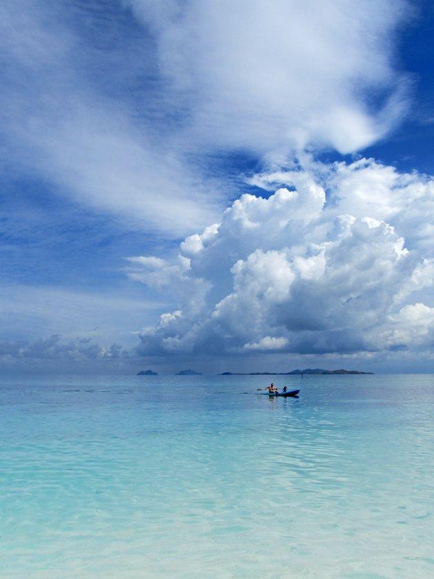 Castaway Island (Qalito) - Fiji