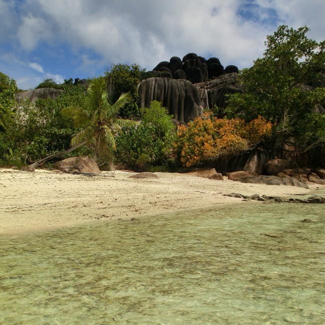Een fijn eilandje