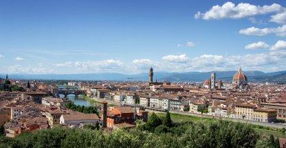 Het mooiste uitzicht over Florence