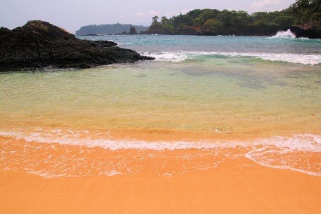 verlaten stranden?