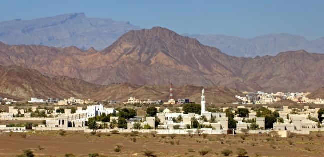 Hajar gebergte Oman