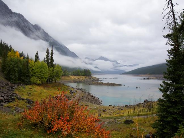 Herfst -  Medicine Lake