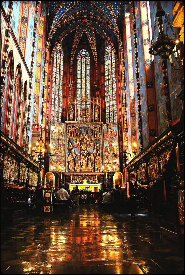 Binnenkant Mariakerk