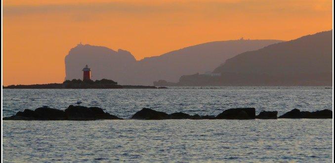 Sunset Capo da Caccia
