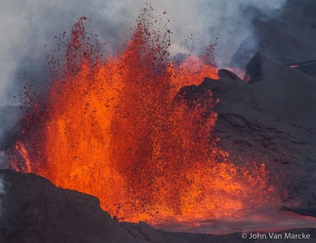 Het vuur van de aarde