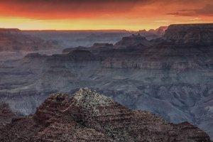 Sunset @ Grand Canyon