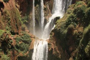Watervallen van Ouzoud