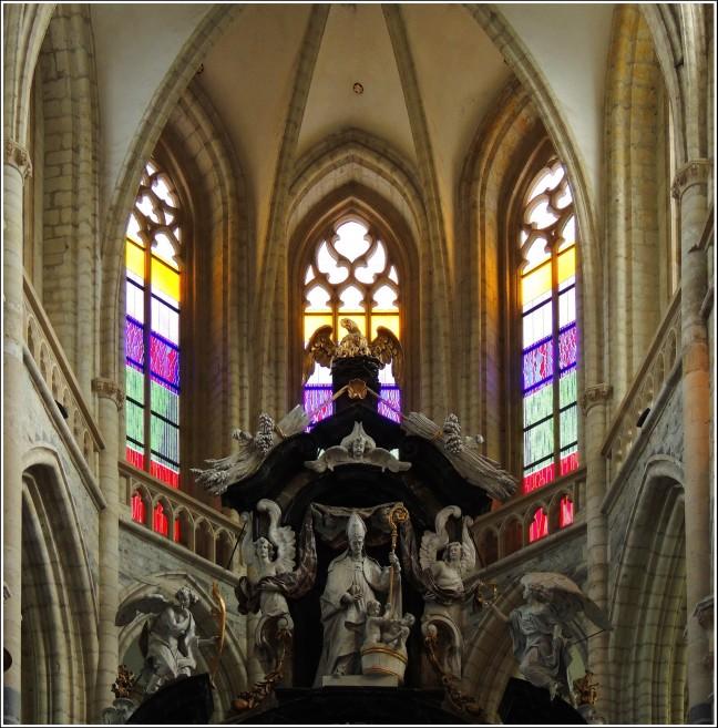 St. Baafs kathedraal.