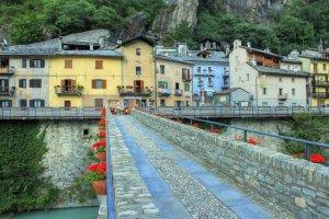 Pont Hone, Aosta