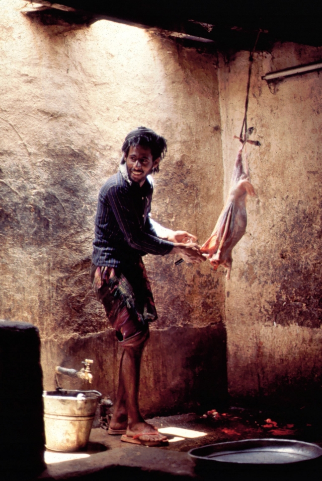 slager in Jemen