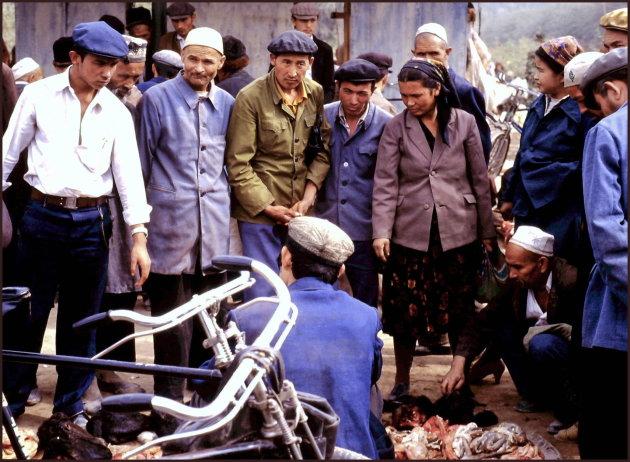 Volkeren langs de Zijderoute