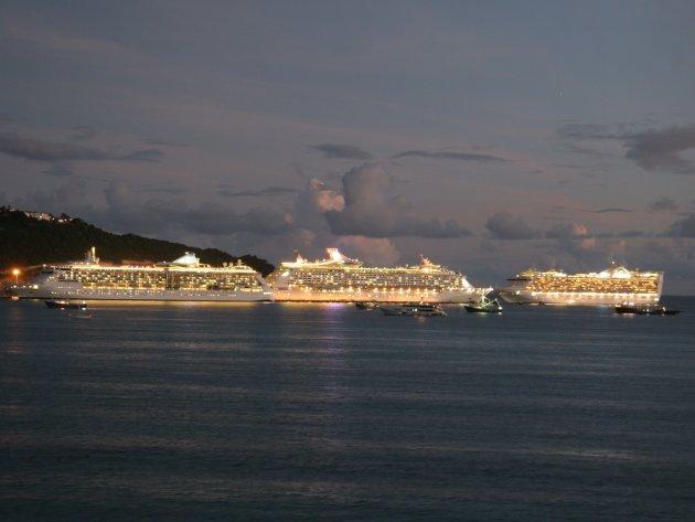 Piraterij op Sint Maarten