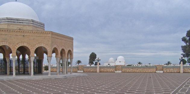 Bourguiba mausoleum, Monastir