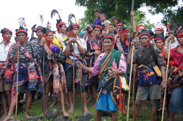 Priesters van Sumba