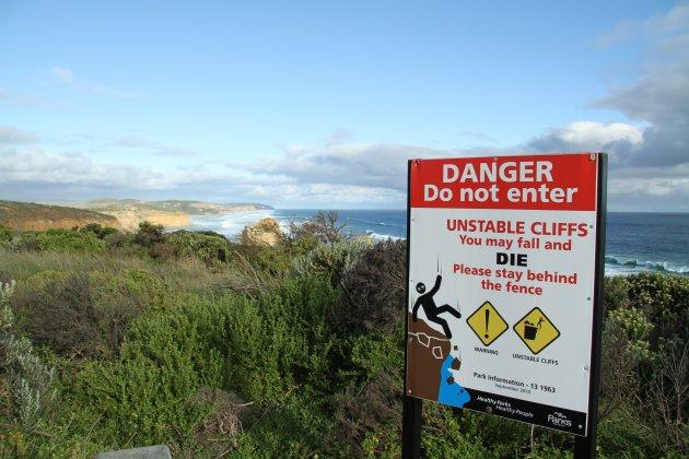Risky Walks at Great Ocean Road